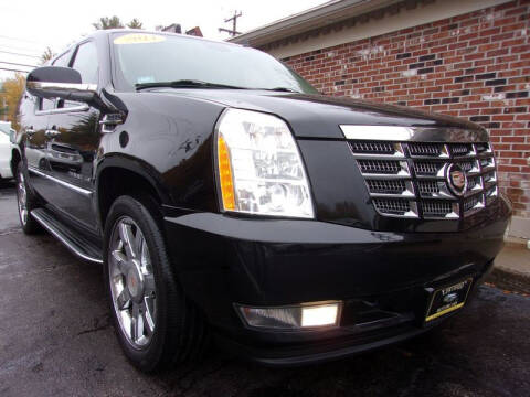 2013 Cadillac Escalade ESV for sale at Certified Motorcars LLC in Franklin NH