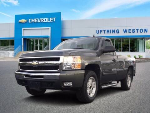 2011 Chevrolet Silverado 1500 for sale at Uftring Weston Pre-Owned Center in Peoria IL