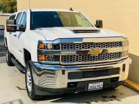 2019 Chevrolet Silverado 2500HD for sale at Auto Zoom 916 Rancho Cordova in Rancho Cordova CA