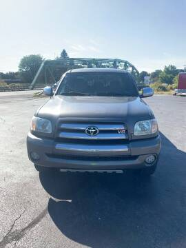 2005 Toyota Tundra for sale at WXM Auto in Cortland NY