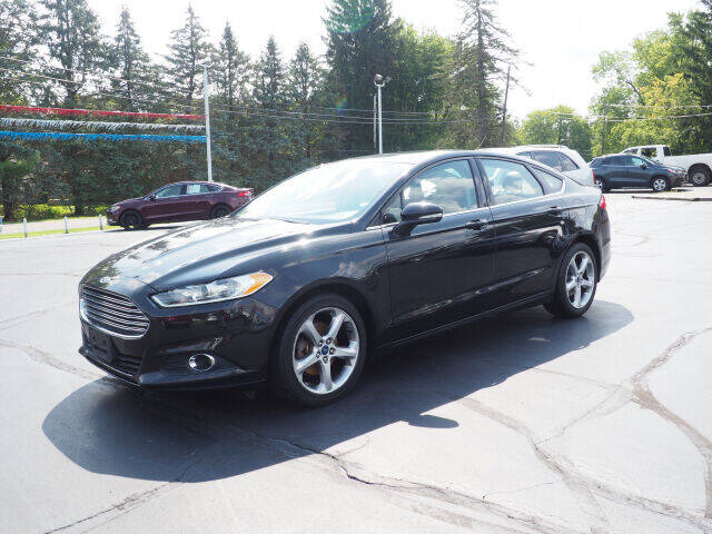 2014 Ford Fusion for sale at Patriot Motors in Cortland OH