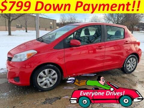 2013 Toyota Yaris for sale at World Automotive in Euclid OH