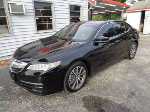 2015 Acura TLX for sale at Z Motors in North Lauderdale FL