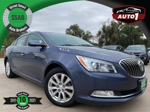2015 Buick LaCrosse for sale at Street Smart Auto Brokers in Colorado Springs CO