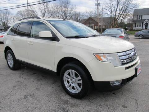 2007 Ford Edge for sale at St. Mary Auto Sales in Hilliard OH