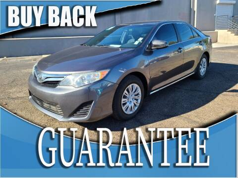 2014 Toyota Camry for sale at Reliable Auto Sales in Las Vegas NV