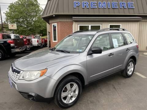 2011 Subaru Forester for sale at Premiere Auto Sales in Washington PA