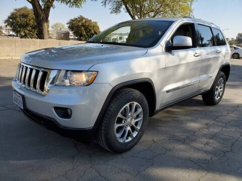 2012 Jeep Grand Cherokee for sale at Matador Motors in Sacramento CA