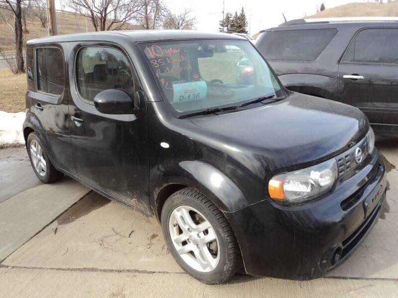 2010 Nissan cube for sale at Barney's Used Cars in Sioux Falls SD