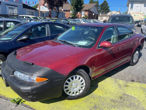2001 Oldsmobile Alero for sale at American Dream Motors in Everett WA