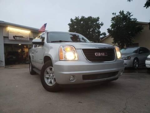 2011 GMC Yukon XL for sale at Bad Credit Call Fadi in Dallas TX