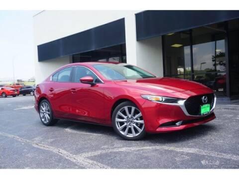 2019 Mazda Mazda3 Sedan for sale at Douglass Automotive Group - Douglas Mazda in Bryan TX