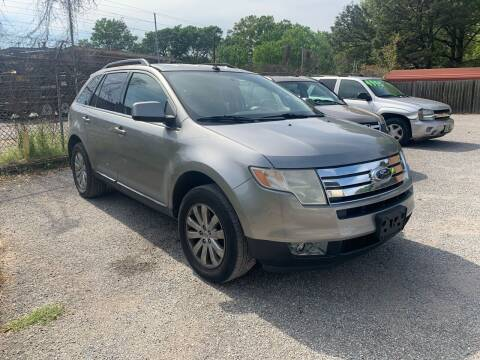 2008 Ford Edge for sale at Super Wheels-N-Deals in Memphis TN