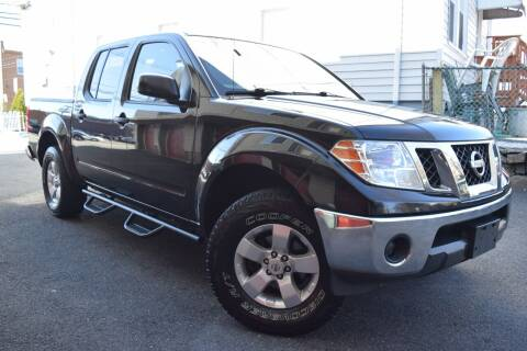 2010 Nissan Frontier for sale at VNC Inc in Paterson NJ