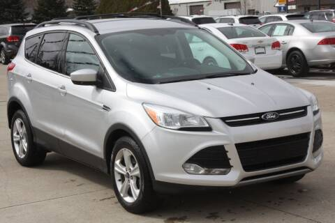 2014 Ford Escape for sale at Sandusky Auto Sales in Sandusky MI