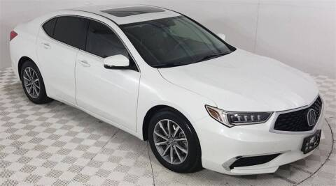 2018 Acura TLX for sale at Excellence Auto Direct in Euless TX