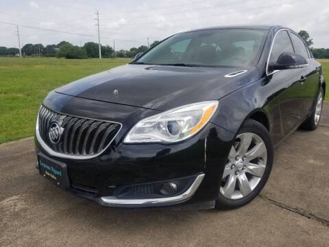 2016 Buick Regal for sale at Laguna Niguel in Rosenberg TX