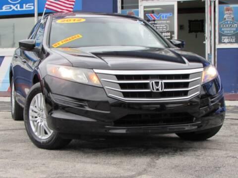 2012 Honda Crosstour for sale at VIP AUTO ENTERPRISE INC. in Orlando FL
