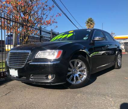 2014 Chrysler 300 for sale at LUGO AUTO GROUP in Sacramento CA
