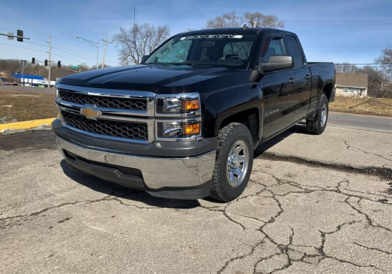 2014 Chevrolet Silverado 1500 for sale at InstaCar LLC in Independence MO