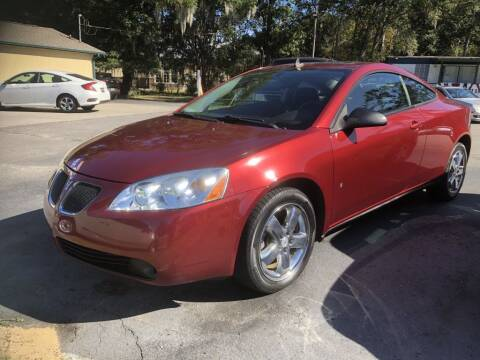 2008 Pontiac G6 for sale at Auto Cars in Murrells Inlet SC