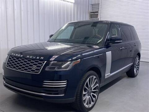 2020 Land Rover Range Rover for sale at JOE BULLARD USED CARS in Mobile AL