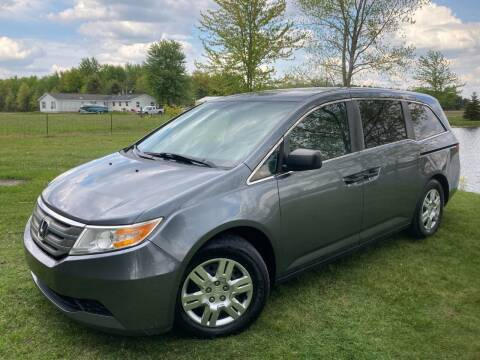2011 Honda Odyssey for sale at K2 Autos in Holland MI