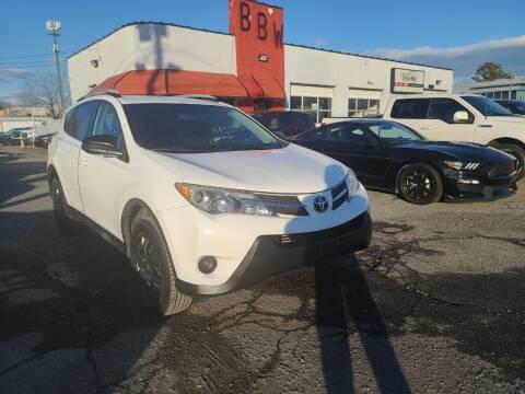 2015 Toyota RAV4 for sale at Best Buy Wheels in Virginia Beach VA