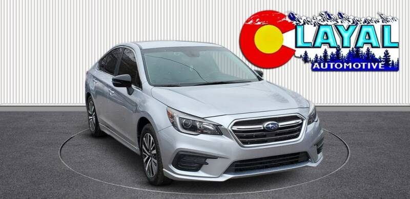 2019 Subaru Legacy for sale at Layal Automotive in Englewood CO