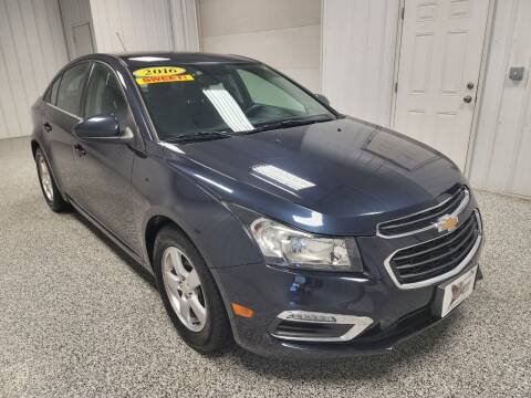 2016 Chevrolet Cruze Limited for sale at LaFleur Auto Sales in North Sioux City SD