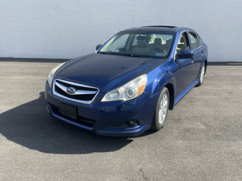 2010 Subaru Legacy for sale at Philadelphia Public Auto Auction in Philadelphia PA