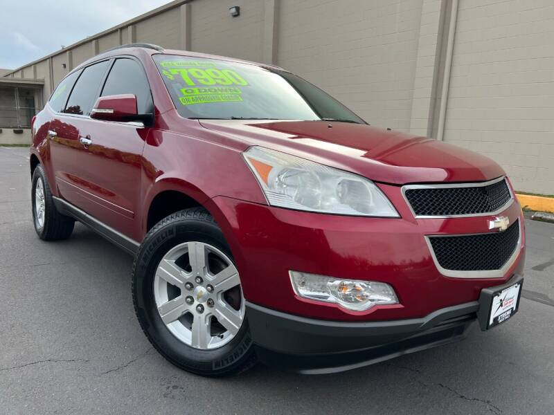 2010 Chevrolet Traverse for sale at Xtreme Truck Sales in Woodburn OR