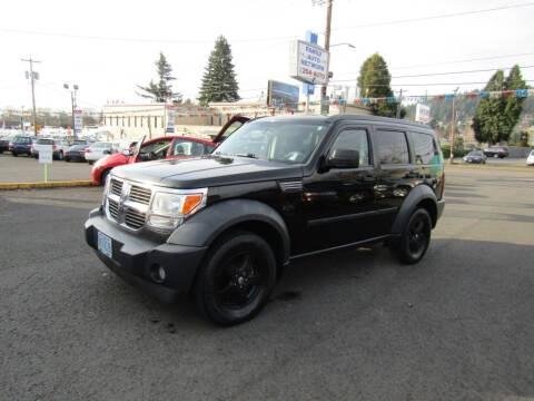2007 Dodge Nitro for sale at ARISTA CAR COMPANY LLC in Portland OR