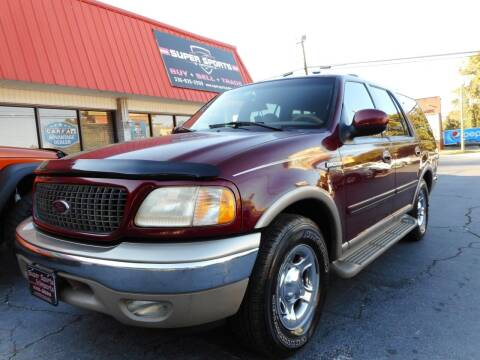2001 Ford Expedition for sale at Super Sports & Imports in Jonesville NC