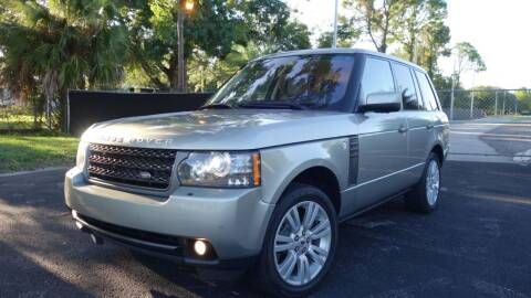 2011 Land Rover Range Rover for sale at Precision Auto Source in Jacksonville FL