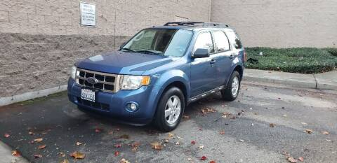 2009 Ford Escape for sale at SafeMaxx Auto Sales in Placerville CA