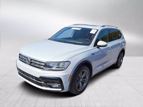 2019 Volkswagen Tiguan for sale at Fitzgerald Cadillac & Chevrolet in Frederick MD