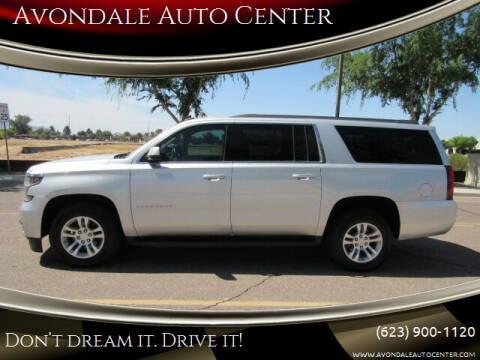 2015 Chevrolet Suburban for sale at Avondale Auto Center in Avondale AZ
