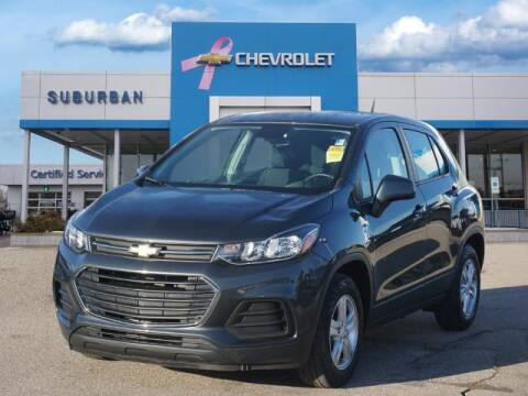 2019 Chevrolet Trax for sale at Suburban Chevrolet of Ann Arbor in Ann Arbor MI