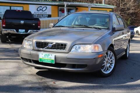 2004 Volvo V40 for sale at Go Auto Sales in Gainesville GA