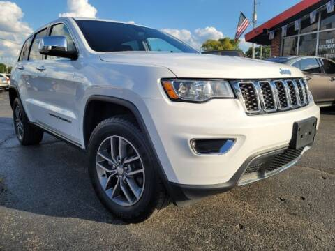 2017 Jeep Grand Cherokee for sale at Dixie Automart LLC in Hamilton OH