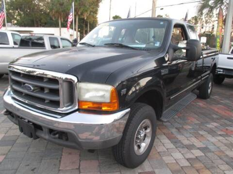 1999 Ford F-250 Super Duty for sale at Affordable Auto Motors in Jacksonville FL