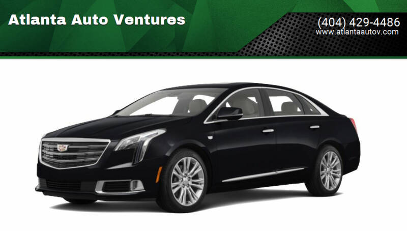 2019 Cadillac XTS for sale at Atlanta Auto Ventures in Roswell GA