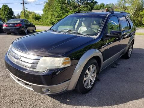 2008 Ford Taurus X for sale at Arcia Services LLC in Chittenango NY