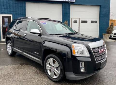 2015 GMC Terrain for sale at Saugus Auto Mall in Saugus MA