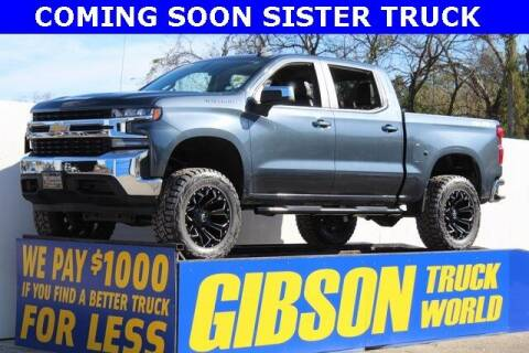 2021 Chevrolet Silverado 1500 for sale at Gibson Truck World in Sanford FL