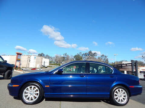 2003 Jaguar X-Type for sale at Direct Auto Outlet LLC in Fair Oaks CA