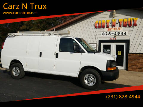 2014 Chevrolet Express Cargo for sale at Carz N Trux in Twin Lake MI