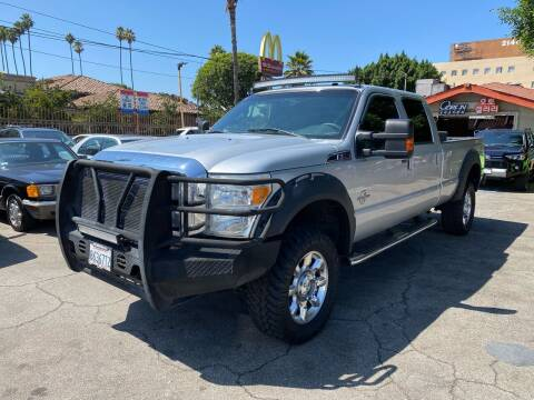 2012 Ford F-350 Super Duty for sale at Orion Motors in Los Angeles CA