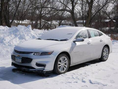 2016 Chevrolet Malibu for sale at Park Place Motor Cars in Rochester MN